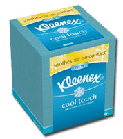 Kleenex-Cool-Touch