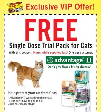 Where to Find Coupons and Discounts for Advantage Flea Control