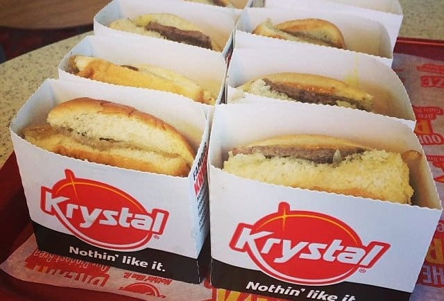 graphic about Krystal Printable Coupons known as Free of charge Krystal Burger Consultant2Absolutely free Samples