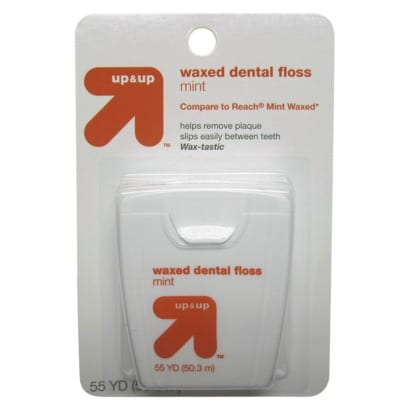 FREE Up & Up Floss at Target • Guide2Free Samples