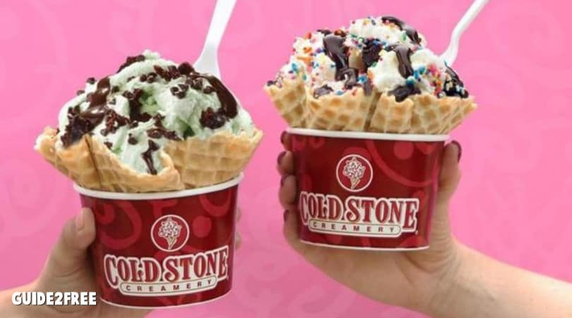 Coldstone Creamery: Buy Any One Creation Get One Free