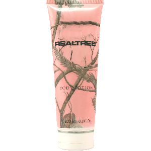 FREE Sample of Realtree for Her Body Lotion