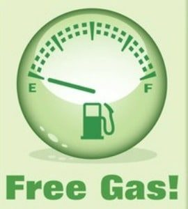 Enter to Win: FREE Gas Cards