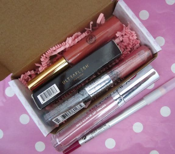 Box Full of Lip Products $5 Shipped