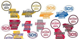 FREE Saturday Down South Decal