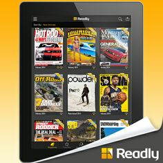 Readly FREE 2 Week Trial = Unlimited Magazines • Guide2Free