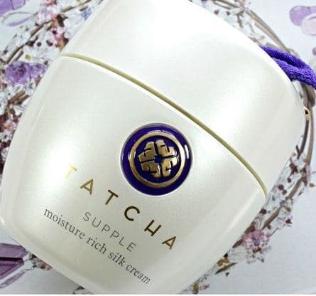 FREE Tatcha Supple Moisture Rich Silk Cream
