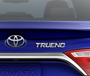 FREE Personalized Sticker from Toyota