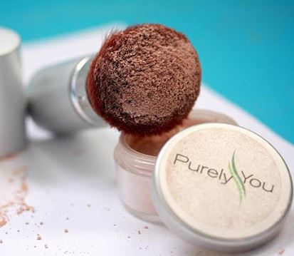 FREE Purely you Minerals Foundation Sample