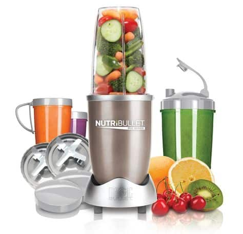 Host a Silk and NutriBullet Smoothie Social House Party