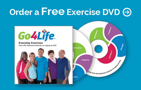 FREE Go4Life Everyday Exercises DVD