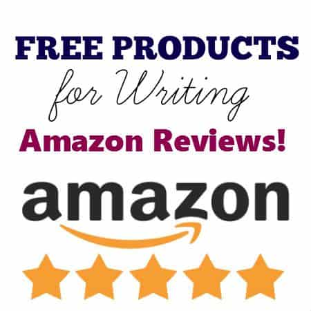 amazon how to receive free products for review