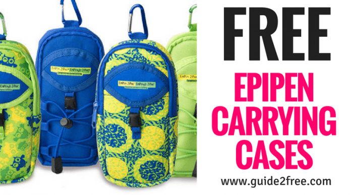 EPIPEN CARRYING CASES