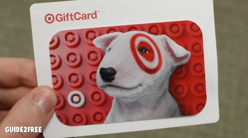 Enter to Win FREE Target Gift Cards