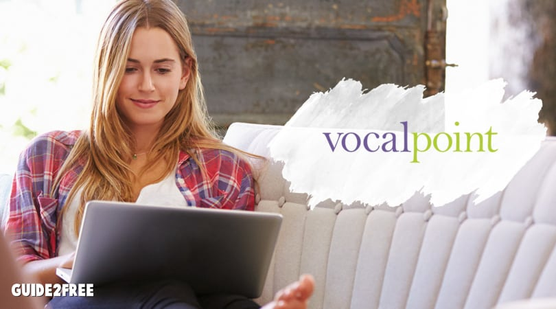 Join VocalPoint for Free Products