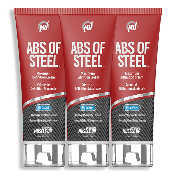 free abs of steel maximum definition cream sample guide2free samples. Black Bedroom Furniture Sets. Home Design Ideas