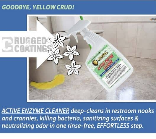 FREE Rugged Coatings Cleaner or Sealer Sample