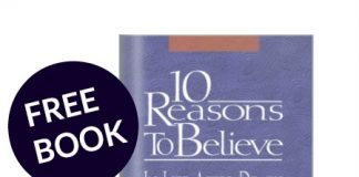 "FREE ""10 Reasons to Believe In Life After Death"" Book"
