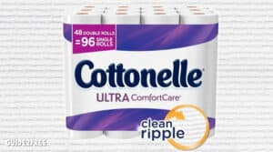 FREE Sample of Cottonelle Toilet Paper