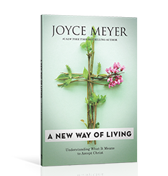 """FREE Book """"A New Way of Living"""" by Joyce Meyer"""