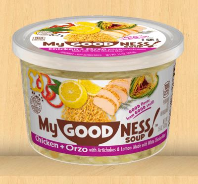 FREE My Goodness! Soup Container