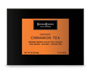 FREE Karma Kisses Organic Cinnamon Herbal Tea Sample