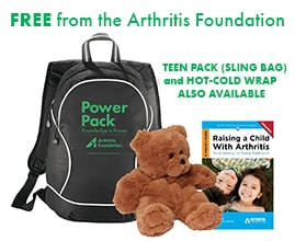 FREE JA Power Pack from the Arthritis Foundation