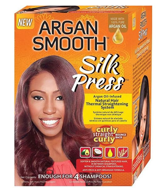 FREE Argan Smooth Haircare Samples