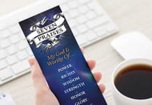 FREE Seven Praises Bookmark