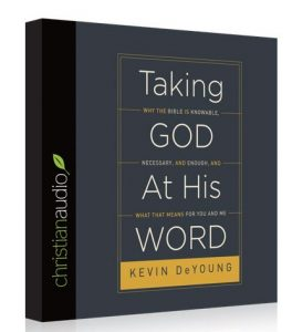 FREE Taking God at His Word Audiobook Download