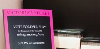 FREE Forever Sexy Rollerball from Victoria's Secret (In-Store Only)