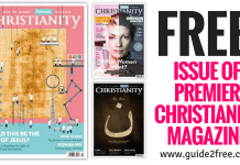 FREE ISSUE OF PREMIER CHRISTIANITY MAGAZINE