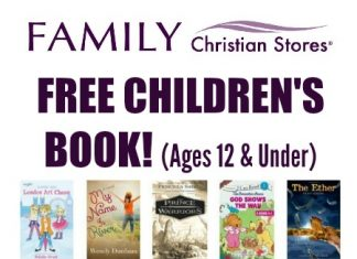FREE Children's Book at Family Christian Stores