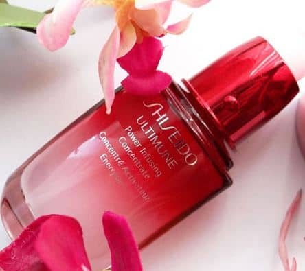 FREE Shiseido Ultimune Power Infusing Concentrate