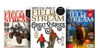 FREE Field and Stream Magazine Subscription