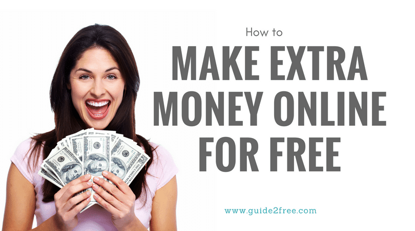where can i earn money online for free