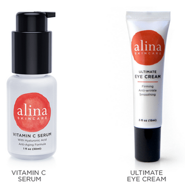 FREE Full Size Alina Skin Care Products