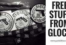 free stuff from glock