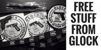 free stuff from glock