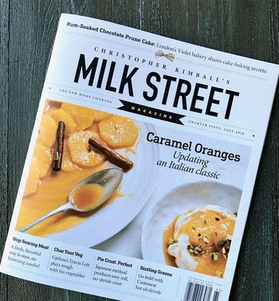 FREE Issue of Milk Street Magazine