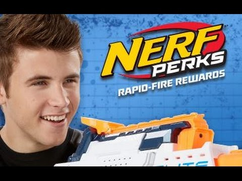 FREE Nerf Products