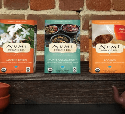 FREE Numu Organic Tea Sample Pack • Guide2Free Samples