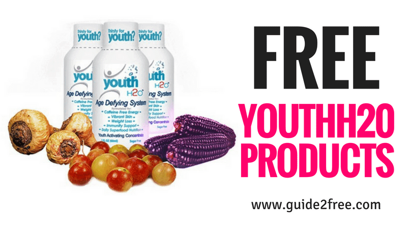 FREE YouthH20 Products
