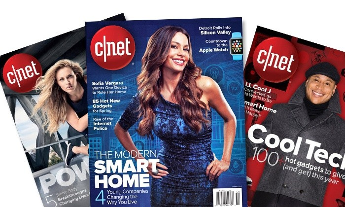 FREE CNET Magazine Subscription