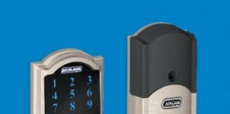 Schlage Door Hardware and Electronic Locks
