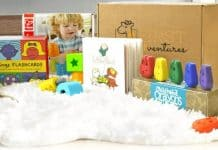 FREE First Adventures Baby & Toddler Products