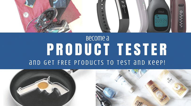 Product testing is another great way to get free stuff. I have got TONS of full size products by product testing. You can do free or paid product testing. Check out my huge list of product testing sites and become a product tester.
