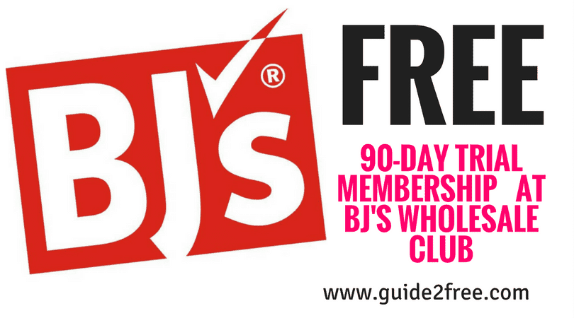 image about Bjs One Day Pass Printable identify Totally free 60-Working day Demo Subscription BJs Wholesale Club - Advisor 2