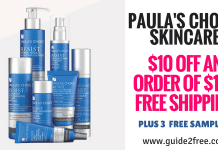 Paula's Choice Skincare: $10 off an order of $15 + FREE Shipping