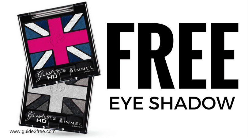 free rimmel eye shadow